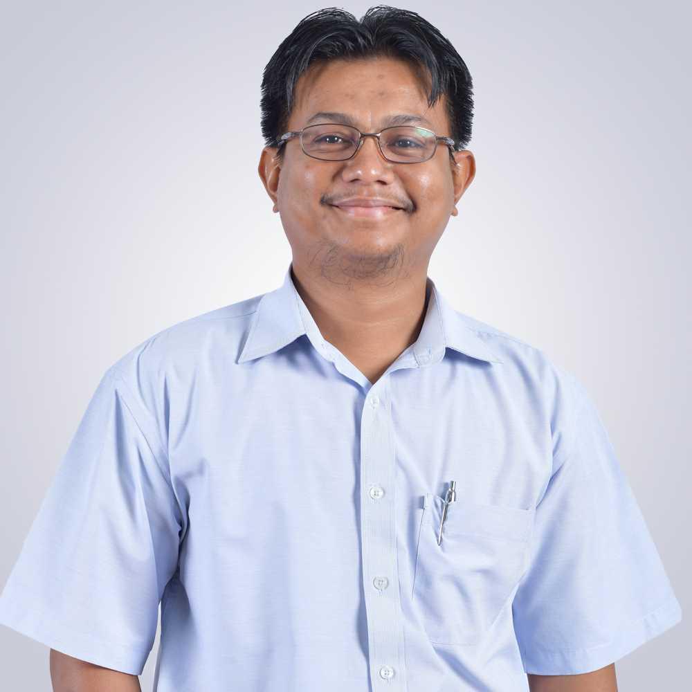 Ir. Dr. Asnul Hadi Bin Ahmad