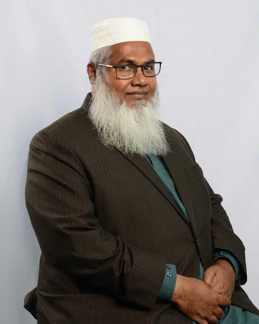 Profesor Dr. Md. Mustafizur Rahman